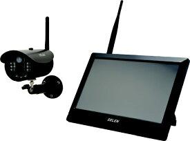 セレン Selen SWL-3000 フルハイビジョン対応 ワイヤレスカメラ+モニターセット