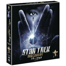 NBCユニバーサル NBC Universal Entertainment スター・トレック:ディスカバリー シーズン1<トク選BOX>【DVD】