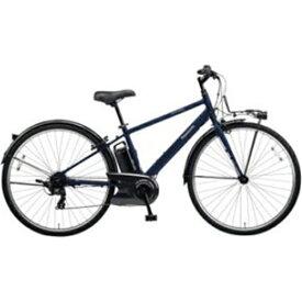 パナソニック Panasonic 700×38C 電動アシスト自転車 ベロスター・フロントバスケット付(マットネイビー 限定カラー/外装7段変速) BE-ELVS77 L79【2020年モデル】 【代金引換配送不可】