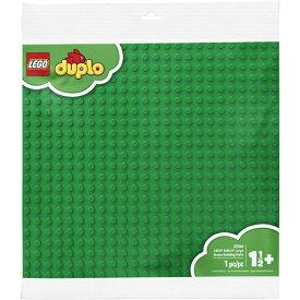 レゴジャパン LEGO 2304 デュプロ 基礎板 緑[レゴブロック]