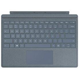 マイクロソフト Microsoft 【純正】 Surface Pro Signature タイプカバー アイスブルー FFP-00139[サーフェス プロ アクセサリー キーボード]
