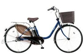パナソニック Panasonic 24型 電動アシスト自転車 ビビ・DX(Pファインブルー/内装3段変速)BE-ELD436V2【2020年モデル】【組立商品につき返品不可】 【代金引換配送不可】