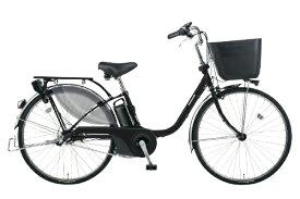 パナソニック Panasonic 26型 電動アシスト自転車 ビビ・EX(マットブラック/内装3段変速)BE-ELE636B【2020年モデル】【組立商品につき返品不可】 【代金引換配送不可】