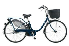 パナソニック Panasonic 26型 電動アシスト自転車 ビビ・EX(USブルー/内装3段変速)BE-ELE636V2【2020年モデル】【組立商品につき返品不可】 【代金引換配送不可】
