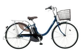 パナソニック Panasonic 24型 電動アシスト自転車 ビビ・L(ファインブルー/内装3段変速)BE-ELL432V2【2020年モデル】【組立商品につき返品不可】 【代金引換配送不可】