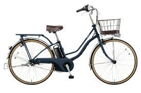 パナソニック Panasonic 26型 電動アシスト自転車 ティモ・I(マットネイビー/内装3段変速) BE-ELTA633V【2020年モデル】【組立商品につき返品不可】 【代金引換配送不可】