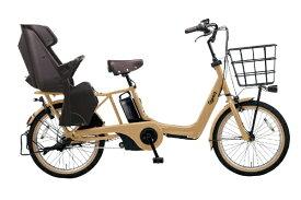 パナソニック Panasonic 20型 電動アシスト自転車 ギュット・アニーズ・DX(デザートイエロー/内装3段変速) BE-ELAD032Y2【2020年モデル】【組立商品につき返品不可】 【代金引換配送不可】