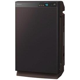 ダイキン DAIKIN MCZ70WBK-T 除加湿空気清浄機 うるるとさらら空気清浄機 ビターブラウン [適用畳数:31畳 /最大適用畳数(加湿):18畳 /PM2.5対応][MCZ70WBK]【point_rb】