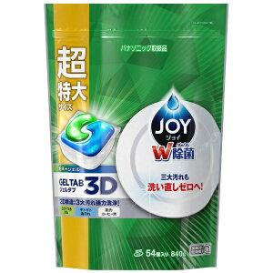 パナソニック Panasonic 食器洗い乾燥機専用洗剤 ジョイ ジェルタイプ N-JG54A[食器洗浄機 食洗機 洗剤]