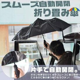 サンコー SANKO 電動スムーズ開閉折りたたみ傘