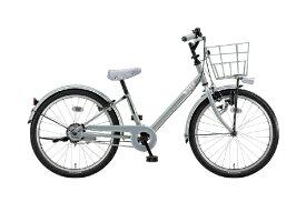 ブリヂストン BRIDGESTONE 22型 子供用自転車 ビッケ j(E.XBKブルーグレー/シングルシフト)BKJ22【2020年モデル】【組立商品につき返品不可】 【代金引換配送不可】