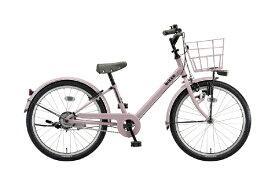 ブリヂストン BRIDGESTONE 22型 子供用自転車 ビッケ j(E.Xオールドローズ/シングルシフト)BKJ22【2020年モデル】【組立商品につき返品不可】 【代金引換配送不可】