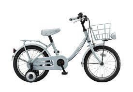 ブリヂストン BRIDGESTONE 16型 子供用自転車 ビッケ m(E.YBKブルーグレー/シングルシフト)BKM16【2020年モデル】【組立商品につき返品不可】 【代金引換配送不可】