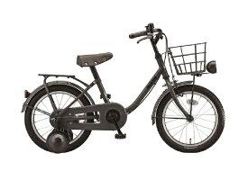 ブリヂストン BRIDGESTONE 16型 子供用自転車 ビッケ m(E.YBKダークグレー/シングルシフト)BKM16【2020年モデル】【組立商品につき返品不可】 【代金引換配送不可】