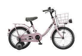 ブリヂストン BRIDGESTONE 16型 子供用自転車 ビッケ m(E.Yオールドローズ/シングルシフト)BKM16【2020年モデル】【組立商品につき返品不可】 【代金引換配送不可】