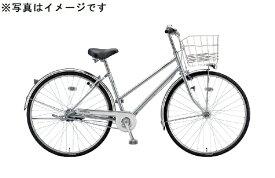 ブリヂストン BRIDGESTONE 27型 自転車 ロングティーン スタンダード S型・点灯虫モデル(M.XHスパークルシルバー /内装3段変速)LG73ST【2020年モデル】【組立商品につき返品不可】 【代金引換配送不可】