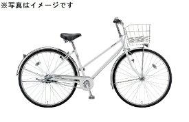 ブリヂストン BRIDGESTONE 27型 自転車 ロングティーン スタンダード S型・点灯虫モデル(P.Xシャンパンホワイト /内装3段変速)LG73ST【2020年モデル】【組立商品につき返品不可】 【代金引換配送不可】