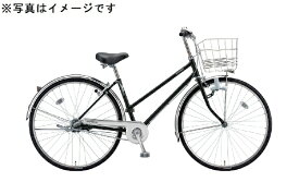 ブリヂストン BRIDGESTONE 27型 自転車 ロングティーン スタンダード S型・ダイナモランプモデル(P.Xクリスタルブラック /内装3段変速)LG73S【2020年モデル】【組立商品につき返品不可】 【代金引換配送不可】