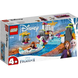 レゴジャパン LEGO 41165 アナと雪の女王2 アナとオラフのリバートリップ[レゴブロック]