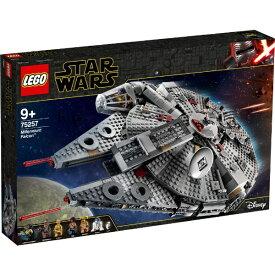 レゴジャパン LEGO 75257 スター・ウォーズ ミレニアム・ファルコン[レゴブロック]
