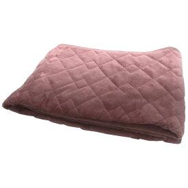 その他寝具メーカー 【敷きパッド】フランネル敷きパッド セミダブルサイズ(120×205cm/ピンク)