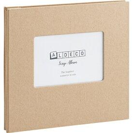 セキセイ SEKISEI XP-3708-48 ハーパーハウス スクラップアルバム ALDECOミニ クラフト