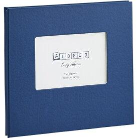 セキセイ SEKISEI XP-3808-15 ハーパーハウス スクラップアルバム ALDECOミニ ネイビー