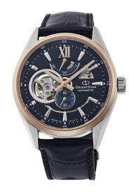 オリエント時計 ORIENT オリエントスター 800本限定 MOVING BLUE RK-AV0111L