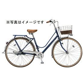 ブリヂストン BRIDGESTONE 27型 自転車 カジュナ ベーシックライン デラックスチェーンモデル(E.Xアメリカンブルー/内装3段変速)CAB7TP【2020年モデル】【組立商品につき返品不可】 【代金引換配送不可】