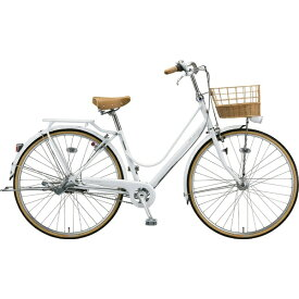 ブリヂストン BRIDGESTONE 26型 自転車 カジュナ スイートライン スタンダードチェーンモデル(P.Xピュアホワイト/内装3段変速)CAS63T【2020年モデル】【組立商品につき返品不可】 【代金引換配送不可】