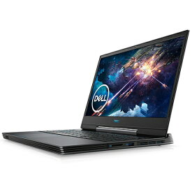 DELL デル NG85VRB-9WLC ゲーミングノートパソコン Dell G5 15 5590 ブラック [15.6型 /intel Core i7 /SSD:512GB /メモリ:16GB /2019年秋冬モデル][NG85VRB9WLC]