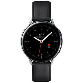 SAMSUNG サムスン サムスン ウェアラブル端末 Galaxy Watch Active2 44mm シルバー(ステンレス) SM-R820NSSAXJP[SMR820NSSAXJP]
