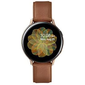 SAMSUNG サムスン サムスン ウェアラブル端末 Galaxy Watch Active2 44mm ゴールド(ステンレス) SM-R820NSDAXJP[SMR820NSDAXJP]