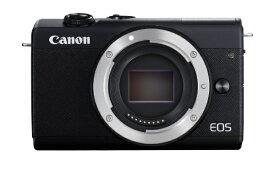 キヤノン CANON EOS M200 ミラーレス一眼カメラ ブラック [ボディ単体][EOSM200BKBODY]【point_rb】