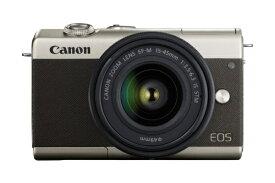 キヤノン CANON 【数量限定】EOS M200 ミラーレス一眼カメラ リミテッドゴールドキット [ズームレンズ][EOSM200LIMITEDGOLDKI]【point_rb】