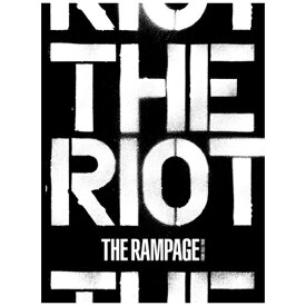 エイベックス・エンタテインメント Avex Entertainment THE RAMPAGE from EXILE TRIBE/ THE RIOT(2DVD付)【CD】