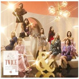 ソニーミュージックマーケティング TWICE/ &TWICE 通常盤【CD】