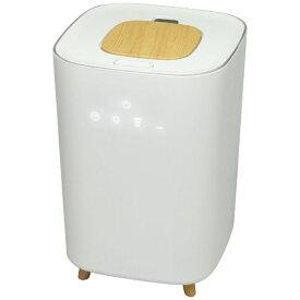 エレス ELAiCE LsHumidifierWH 加湿器 LsHumidifier(エルズヒュミディファイアー) ホワイト [ハイブリッド(加熱+超音波)式 /4L][加湿器 卓上 大容量 アロマ]