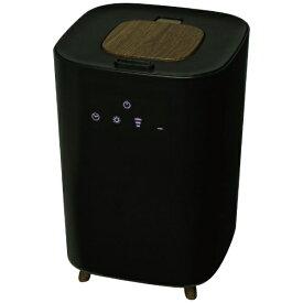 エレス ELAiCE LsHumidifierBK 加湿器 LsHumidifier(エルズヒュミディファイアー) ブラック [ハイブリッド(加熱+超音波)式 /4L]