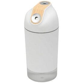 エレス ELAiCE DuoMist-WH 充電式ポータブル加湿器 DuoMist(デュオミスト) ホワイト [超音波式 /480ml][DUOMIST]