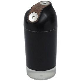 エレス ELAiCE DuoMist-BK USB充電式ポータブル加湿器 DuoMist(デュオミスト) ブラック [超音波式 /480ml][DUOMIST]
