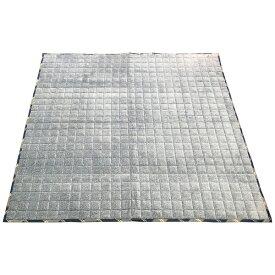 水野 Mizuno ラグ ビズ (180×180cm/ブルー)