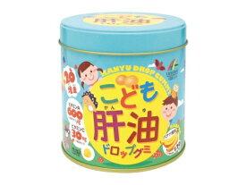 ユニマットリケン こども肝油ドロップ缶タイプ(120粒)