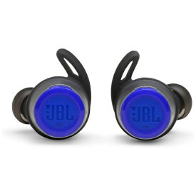 JBL ジェイビーエル フルワイヤレスイヤホン JBLREFFLOWBLU ブルー [リモコン・マイク対応 /ワイヤレス(左右分離) /Bluetooth][JBLREFFLOWBLU]