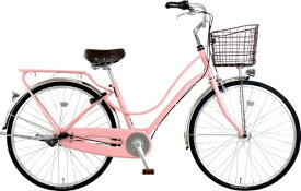 MARUKIN マルキン 26型 自転車 コレノン263-A(ライトピンク/内装3段変速) MK-19-034【2020年モデル】【組立商品につき返品不可】 【代金引換配送不可】