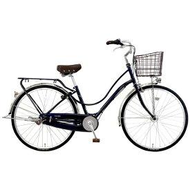 MARUKIN マルキン 26型 自転車 コレノン263-A(ダークブルー/内装3段変速) MK-19-034【2020年モデル】【組立商品につき返品不可】 【代金引換配送不可】