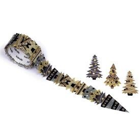 バンデ bande マスキングロールステッカー クリスマスツリー II BDA498