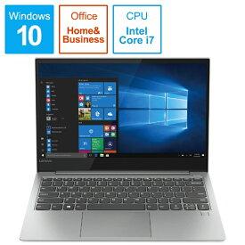 レノボジャパン Lenovo 81U4001MJP ノートパソコン YOGA S730 プラチナ [13.3型 /intel Core i7 /SSD:1TB /メモリ:8GB /2019年10月モデル][81U4001MJP]