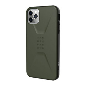 UAG URBAN ARMOR GEAR UAG iPhone 11 Pro Max CIVILIAN Case(オリーブドラブ) UAG-RIPH19LS-OD