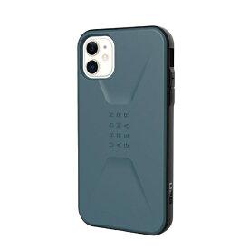 UAG URBAN ARMOR GEAR UAG iPhone 11 CIVILIAN Case(スレート) UAG-RIPH19MS-SL